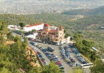 Στο μοναστήρι του Αγίου Κυπριανού