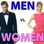 25 λόγοι για τους οποίους οι άντρες θα διαφέρουν πάντα από τις γυναίκες.